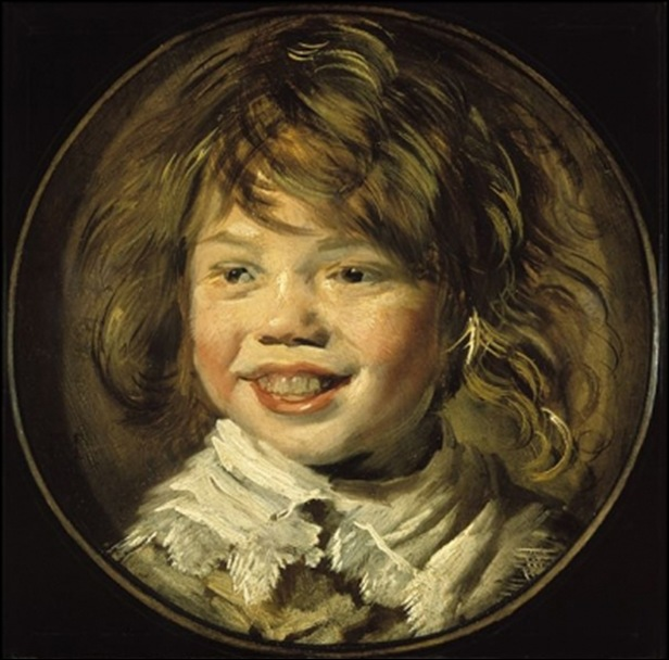 Franz Hals, Gamin riant