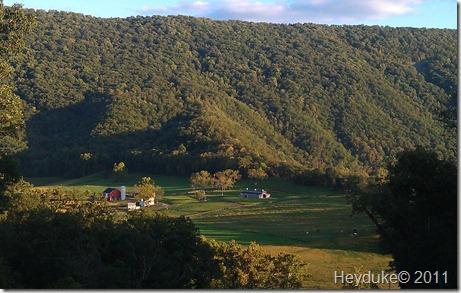 shenandoah valley oct 2011