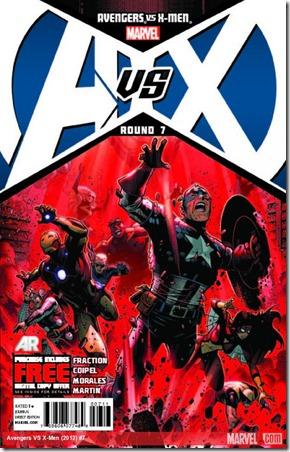 avengers vs xmen 7