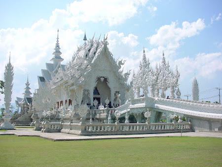 Chiang Rai Templul Alb