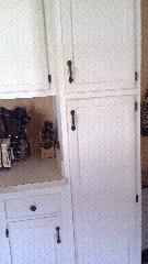 Our Pinteresting Family: Kitchen Cabinet Redo - Beadboard ...