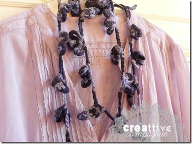 collana uncinetto crochet lariat cotone (1)