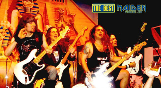 The Best Maiden Tribute BR