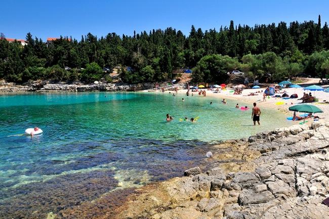 Παραλία Έμπλυση (Έρισος, Κεφαλονιά)