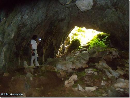 Cueva de Mauletxe - Abaurrea alta