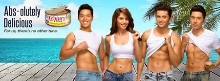 Elmo Jessy, James and Paulo for Century Tuna