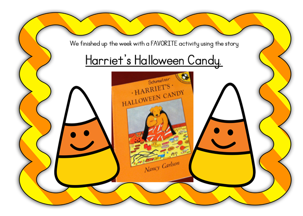 Harriets Halloween Candy 1