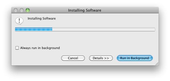 Mac eclipse installing software