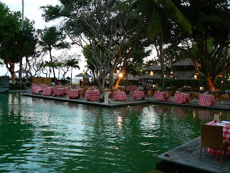 Bali restaurants