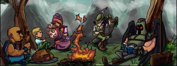 guerreiros do vale