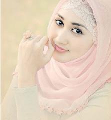 Cara modifikasi jilbab