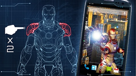 Iron Man 3 Wallpapers Android
