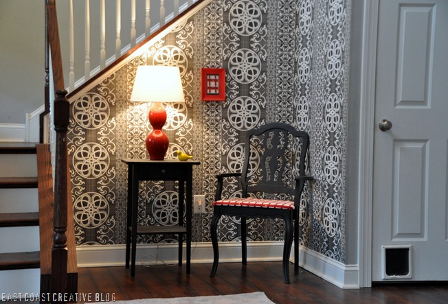 Accent Chair Foyer