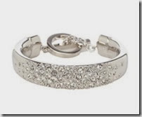 Karen Millen Diamante Bangle