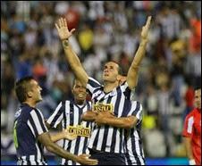 Alianza Lima en Final del Tornel del Inca