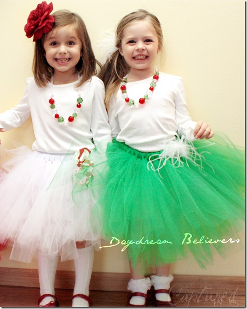 holiday tutus by daydream believers