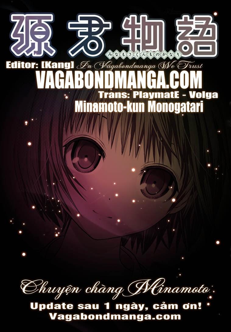 Minamoto-kun Minogatari Chap 102