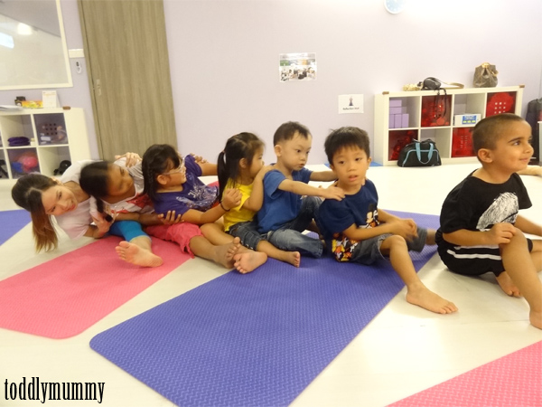 Grandstand 11 Yogabugs