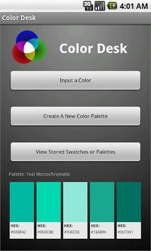 Color Desk