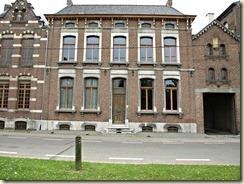 Ulbeek: woonhuis van de voormalige brouwerij Hayen