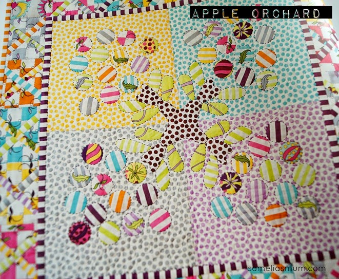 Little Quilts - Apple Orchard by Amy Lobsiger