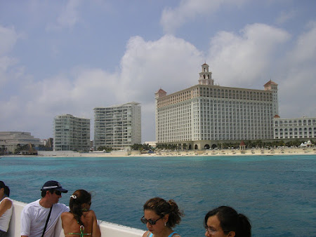Vacanta Mexic: Hotel Riu Cancun