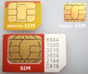 【MicroSIMから】iPhoneのSIMが変わったら嫌だなぁ【nano-SIMへ】