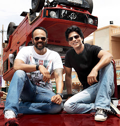 Chennai Express Exclusive On The Sets/Making Images
