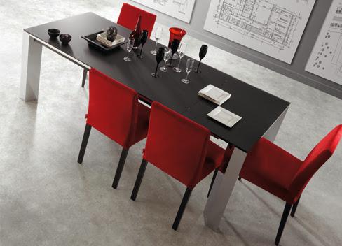 Mesas extensibles para el comedor una soluci n muy - Kibuc mesas comedor ...