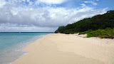 Walking Along The Beach at Buck Island - St. Croix, USVI