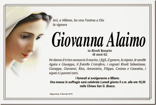 Alaimo Giovanna