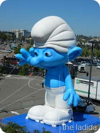 Giant Smurf