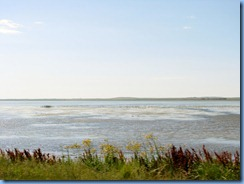 2028 Saskatchewan TC-1 East Reed Lake - a saline lake