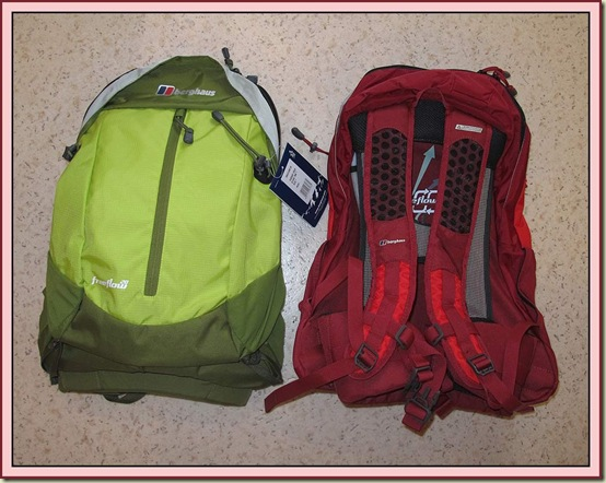 Berghaus Freeflow 20 rucksacks