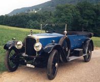 Vauxhall 1922 type OD 23-60