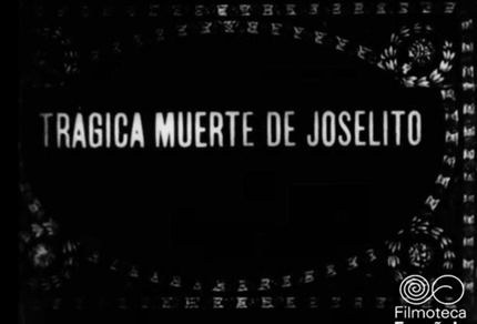 Tragica muerte de Joselito