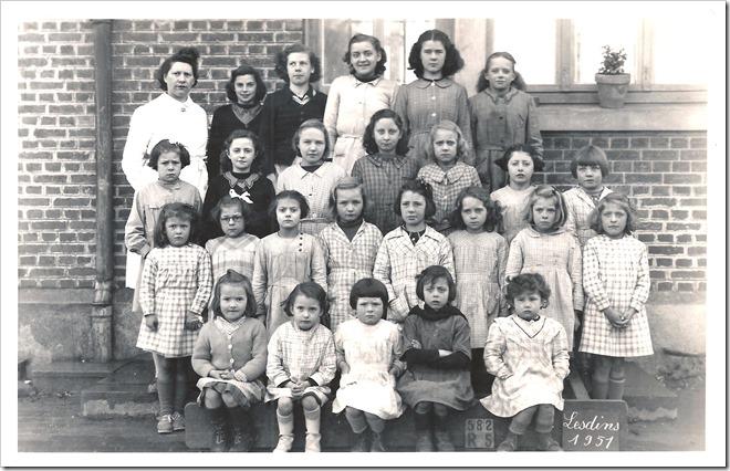 CLASSE 2 LESDINS 1951(2)