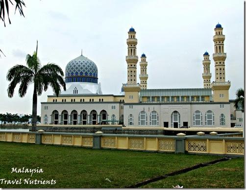 沙巴水上清真寺 (24)