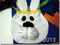 мешочке кролика - Шить -037