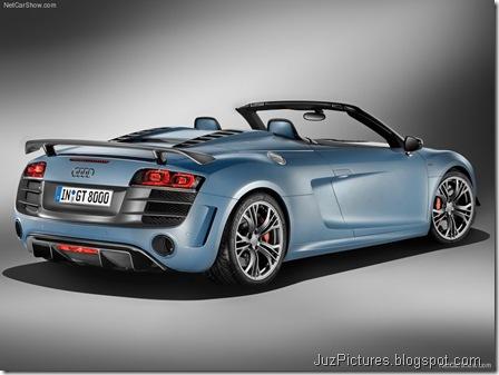 Audi R8 GT Spyder5