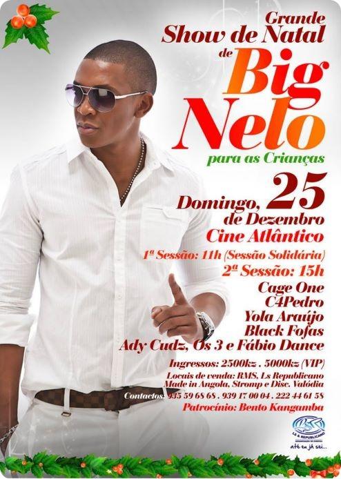 Big Nelo Show