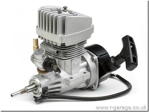 hpi revolution 18th petrol gasoline engine - 1