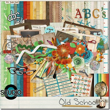 theStudio September Mega: Old School
