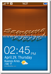 samsung wave themes