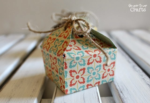 gift box from GingerSnapCrafts.com