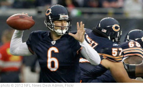 'chicago-bears_jay_cutler' photo (c) 2012, NFL News Desk Admin - license: http://creativecommons.org/licenses/by-nd/2.0/