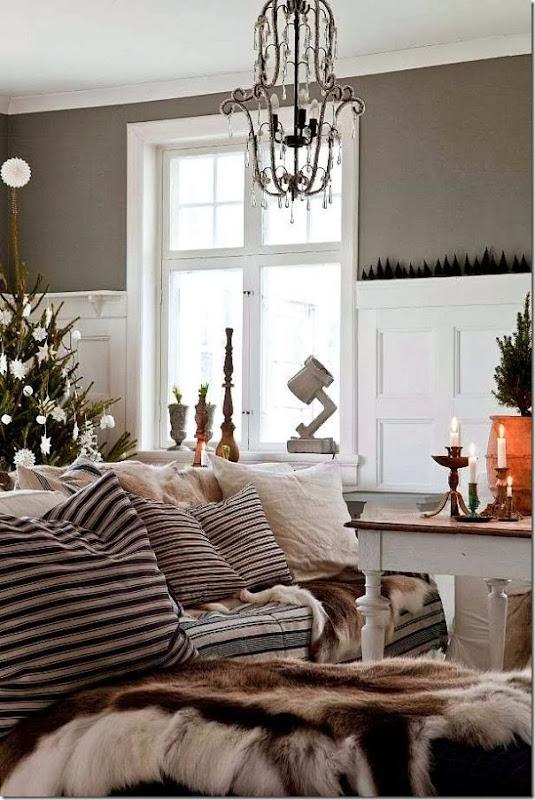 case e interni - stile scandinavo - country chic - bianco (1)
