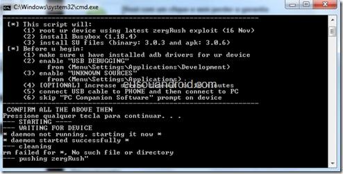 Root Galaxy Mini 2.3.6  3