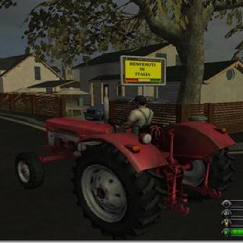Farming simulator 2011 - Italy Farm Map