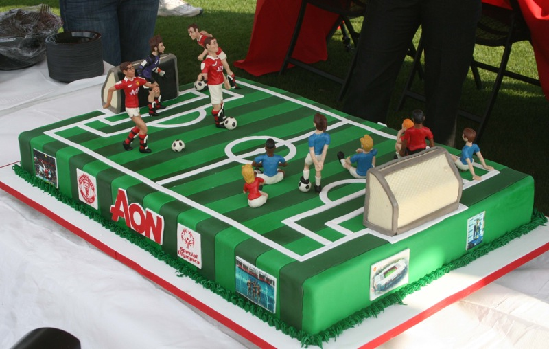 Manutd cake boss2